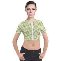 Df Codenoors Ronet Short Sleeve Cropped Jacket