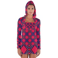 Df Wyonna Wanlay Long Sleeve Hooded T-shirt
