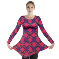 Df Wyonna Wanlay Long Sleeve Tunic  by deformigo
