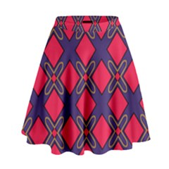 Df Wyonna Wanlay High Waist Skirt