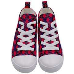 Df Wyonna Wanlay Kids  Mid-top Canvas Sneakers