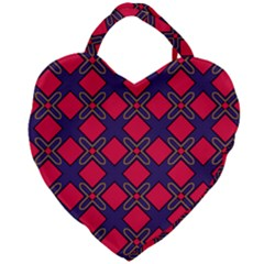 Df Wyonna Wanlay Giant Heart Shaped Tote