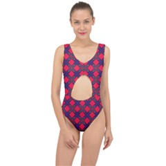Df Wyonna Wanlay Center Cut Out Swimsuit