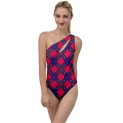 Df Wyonna Wanlay To One Side Swimsuit