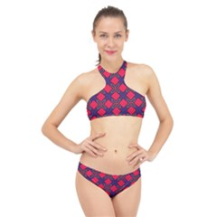 Df Wyonna Wanlay High Neck Bikini Set