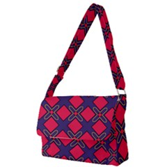 Df Wyonna Wanlay Full Print Messenger Bag (s)