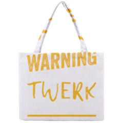Twerking T-shirt Best Dancer Lovers & Twirken Twerken Gift | Booty Shake Dance Twerken Present | Twerkin Shirt Twerking Tee Mini Tote Bag by reckmeck