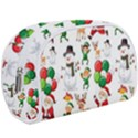 Seamless Pattern Christmas Makeup Case (Large) View1