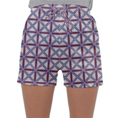 Df Donos Grid Sleepwear Shorts by deformigo