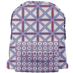Df Donos Grid Giant Full Print Backpack
