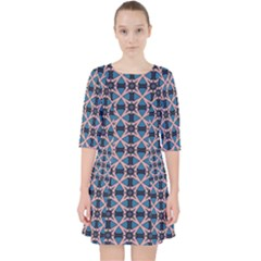 Df Alhambrine Cetta Pocket Dress by deformigo