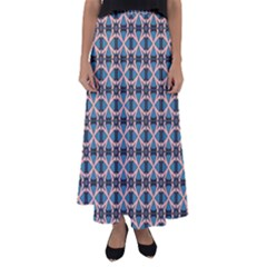 Df Alhambrine Cetta Flared Maxi Skirt by deformigo