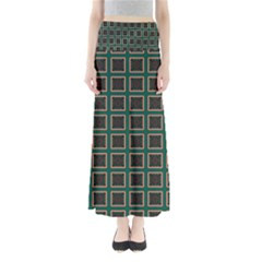 Df Bonnar Vinck Full Length Maxi Skirt by deformigo