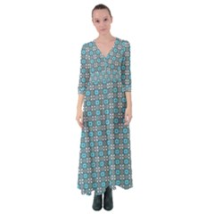 Df Monica Becket Button Up Maxi Dress by deformigo