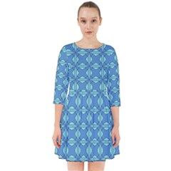 Df Antonio Veneziano Smock Dress