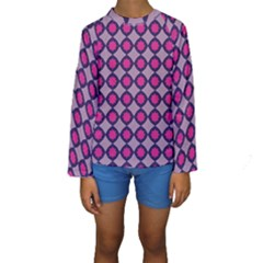 Df Blizzee City Kids  Long Sleeve Swimwear by deformigo