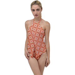 Df Union Valenti Go With The Flow One Piece Swimsuit by deformigo