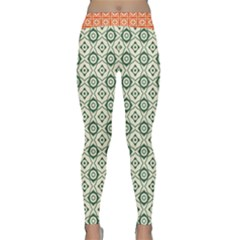 Df Agnosia Montamino Classic Yoga Leggings by deformigo