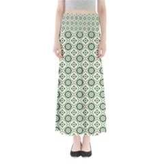 Df Agnosia Velis Full Length Maxi Skirt by deformigo