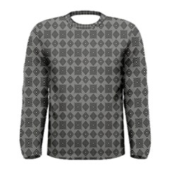 Df Adamo Linum Men s Long Sleeve Tee by deformigo