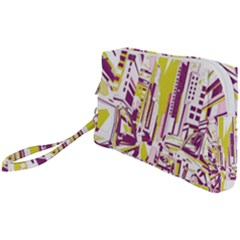 City Street Wristlet Pouch Bag (small) by mccallacoulture