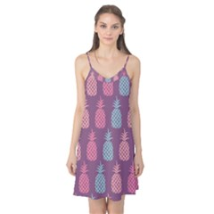 Pineapple Wallpaper Pattern 1462307008mhe Camis Nightgown