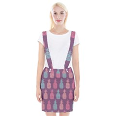 Pineapple Wallpaper Pattern 1462307008mhe Braces Suspender Skirt