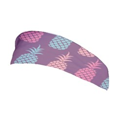 Pineapple Wallpaper Pattern 1462307008mhe Stretchable Headband