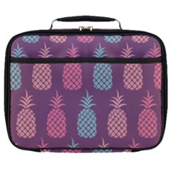 Pineapple Wallpaper Pattern 1462307008mhe Full Print Lunch Bag