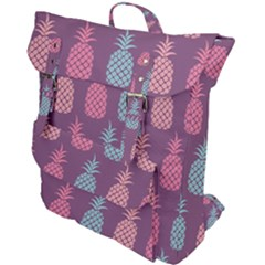 Pineapple Wallpaper Pattern 1462307008mhe Buckle Up Backpack