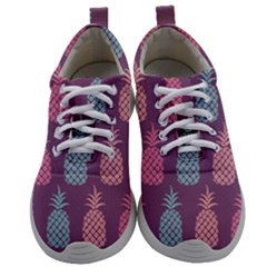 Pineapple Wallpaper Pattern 1462307008mhe Mens Athletic Shoes