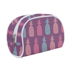 Pineapple Wallpaper Pattern 1462307008mhe Makeup Case (small)