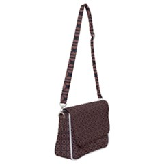 Df Taurus Chocorree Shoulder Bag With Back Zipper