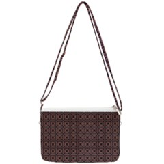 Df Taurus Chocorree Double Gusset Crossbody Bag