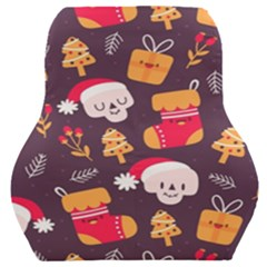 Pattern Christmas Funny Car Seat Back Cushion