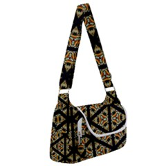 Pattern Stained Glass Triangles Multipack Bag by HermanTelo