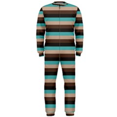 Stripey 1 Onepiece Jumpsuit (men)  by anthromahe