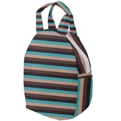 Stripey 1 Travel Backpacks by anthromahe