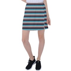 Stripey 1 Tennis Skirt by anthromahe