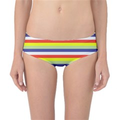 Stripey 2 Classic Bikini Bottoms by anthromahe