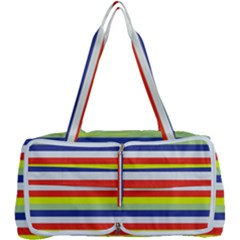 Stripey 2 Multi Function Bag by anthromahe