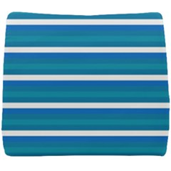 Stripey 3 Seat Cushion by anthromahe