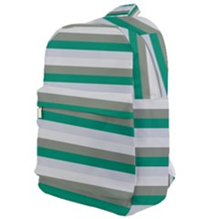 Stripey 4 Classic Backpack by anthromahe