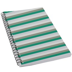 Stripey 4 5 5  X 8 5  Notebook by anthromahe