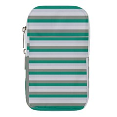 Stripey 4 Waist Pouch (small) by anthromahe