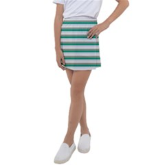Stripey 4 Kids  Tennis Skirt by anthromahe