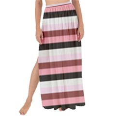 Stripey 5 Maxi Chiffon Tie-up Sarong by anthromahe