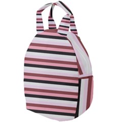 Stripey 5 Travel Backpacks by anthromahe