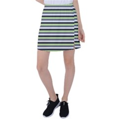 Stripey 8 Tennis Skirt