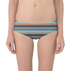Stripey 10 Classic Bikini Bottoms by anthromahe